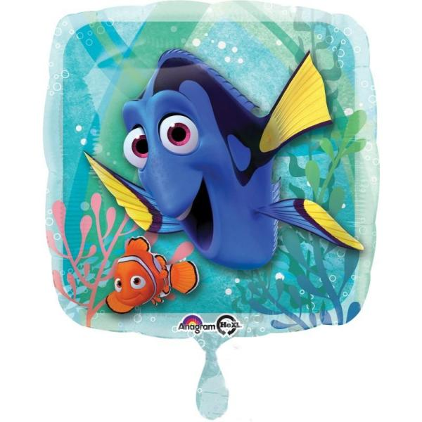 Finding Dory Foil Balloon Party Supplies