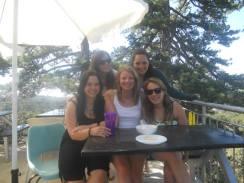 Girls at camp!