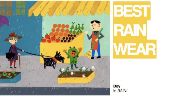 rainpicturebook