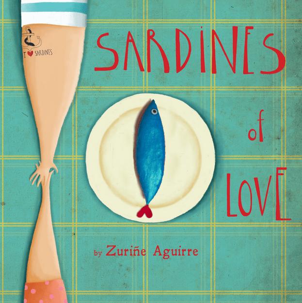 sardine sur assiette