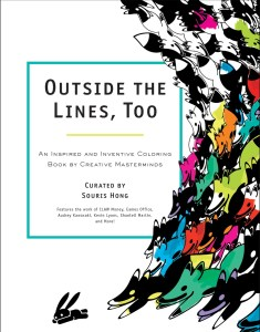 OUTSIDE THE LINES, TOO Cover_2015_Souris Hong