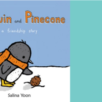 16 picture books with knitting and yarn