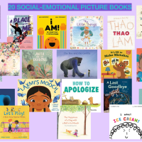 20 social-emotional picture books