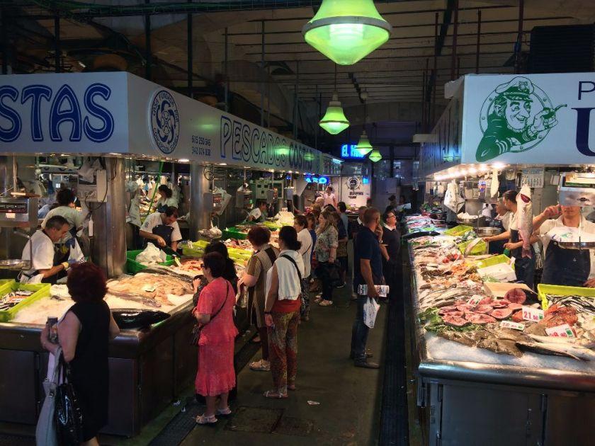 Santander Market
