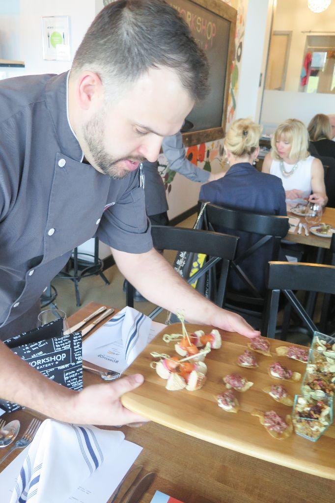 Workshop Eatery Prairie on a Plate
