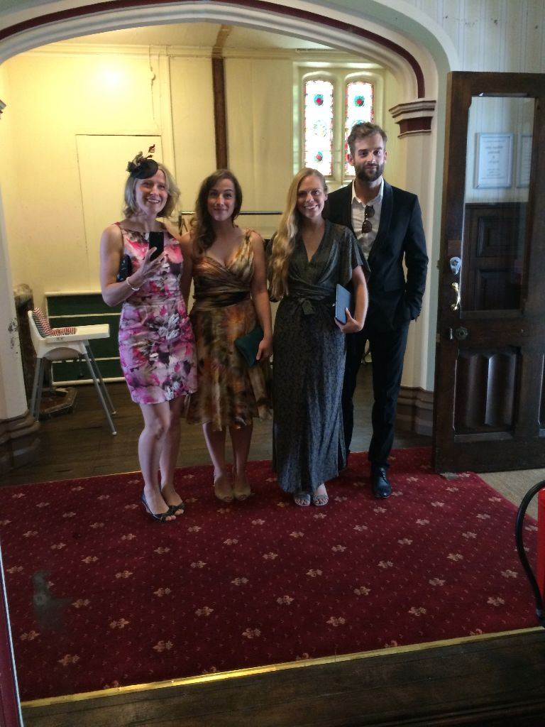 An Isle of Wight Wedding