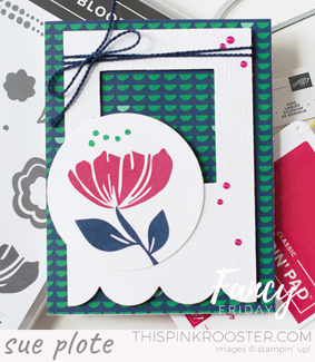 Fancy Friday Blog Hop – My Favorite Occasions Catalog Product