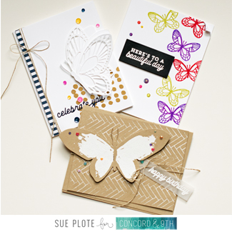 Concord & 9th June Guest – Beautiful Butterfly Pop-Up