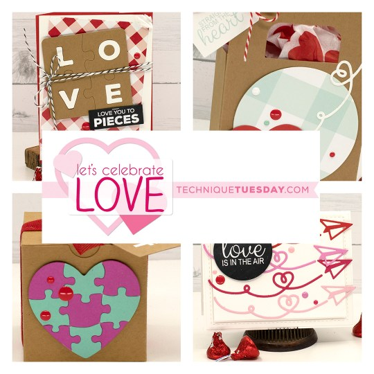 The Love Collection at Technique Tuesday