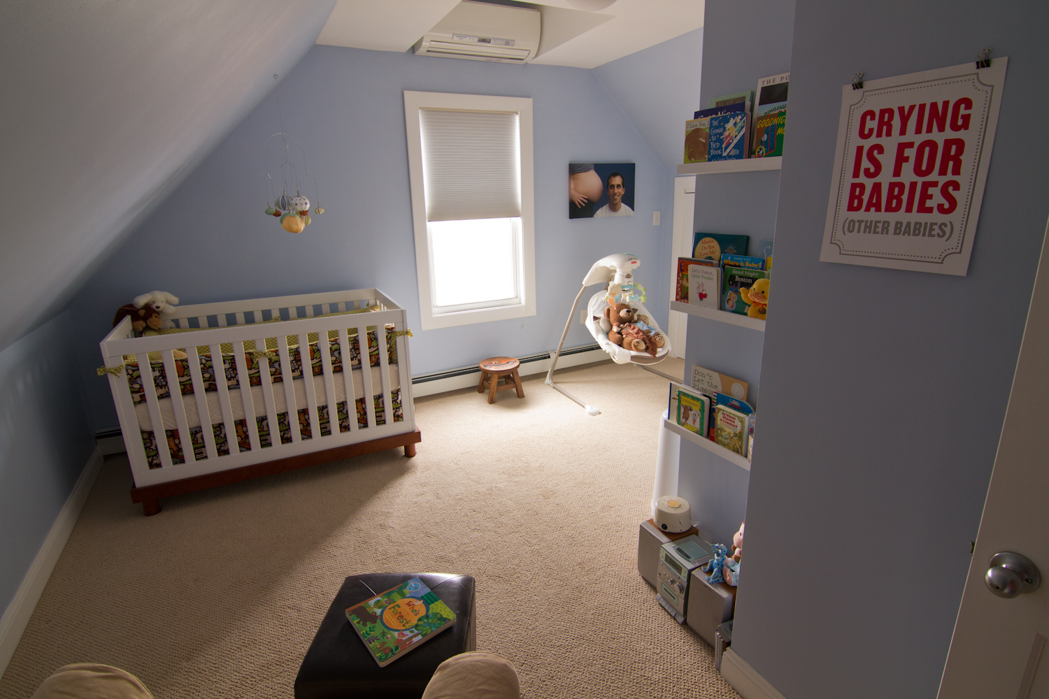 nursery  This Place Is Now a Home