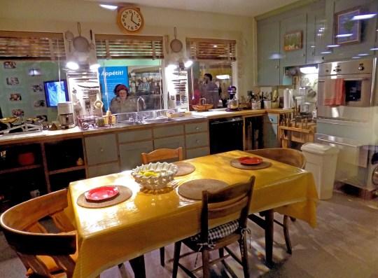 Julia Child's Kitchen at the Smithsonian