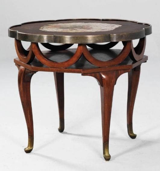 Adolf Loos Tea Table