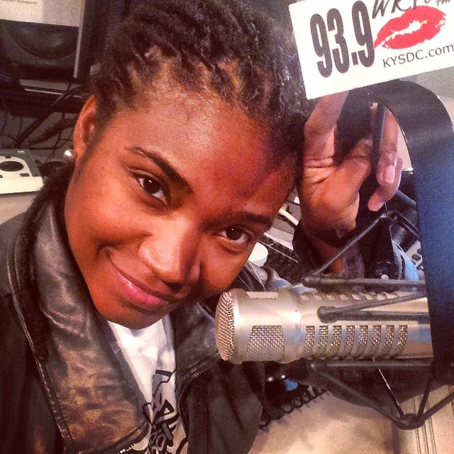 The Royal Hypeness Chick: One on One w/ AngieAnge of WKYS (3/6)