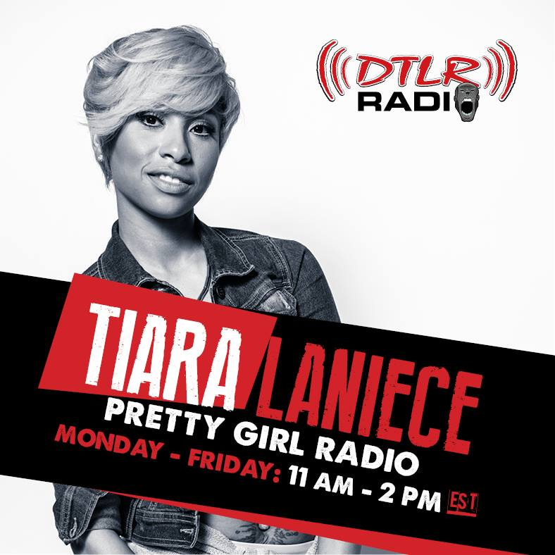 This Chick Is Breaking Internet Radio: One On One With Tiara LaNiece of DTLR Radio (2/6)