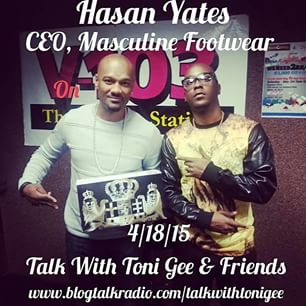 Is It The Shoes? The Shoes? It's Got To Be The Shoes! One On One w/ Hasan Yates, Masculine Footwear in Atlanta (4/6)