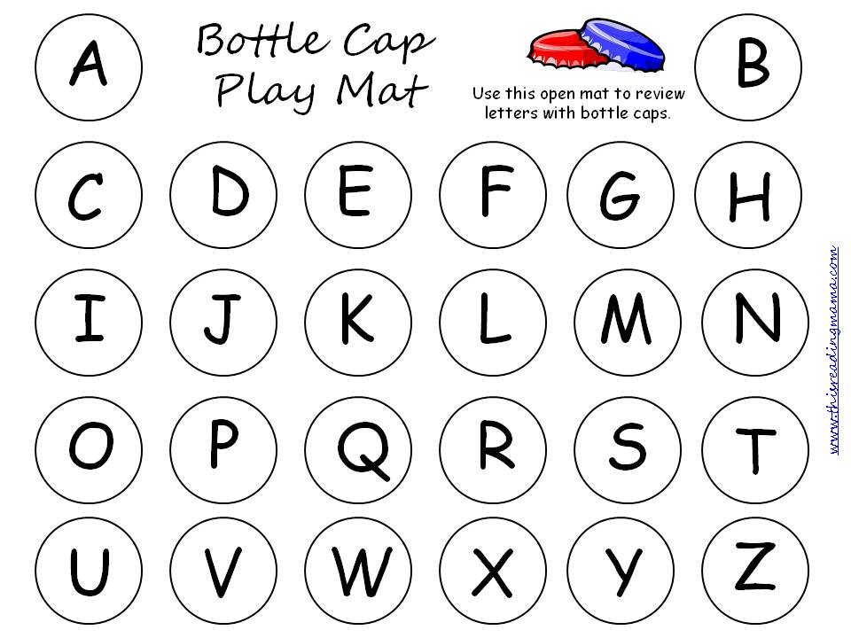 Alphabet Review Pack {Updated & Expanded}