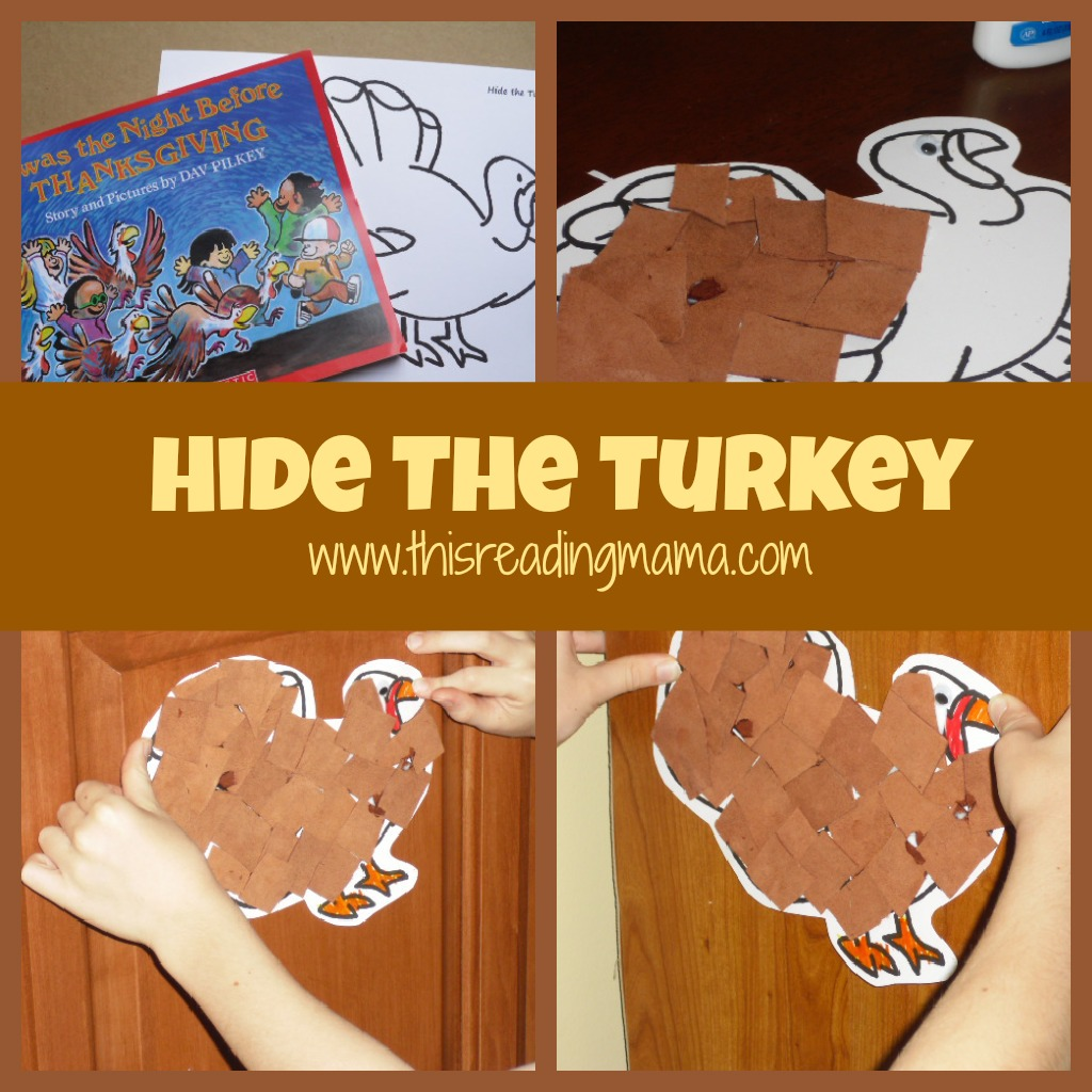 Hide The Turkey A Lesson In Camouflage