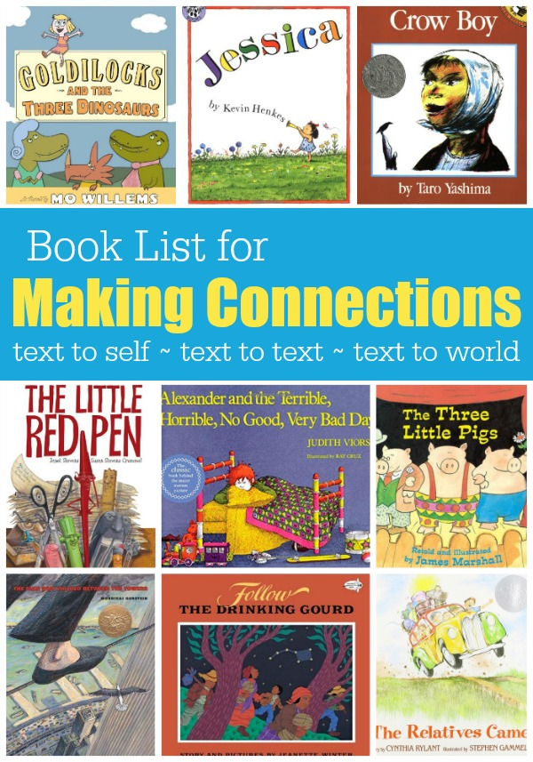 Book List For Making Connections