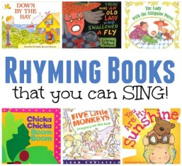 Rhyming Books You Can Sing