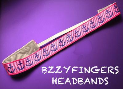 Bzzyfingers Headbands