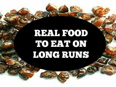 Real Food to Eat on Long Runs