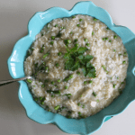 Chickena and Spring Vegetable Risotto