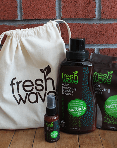 Fresh Wave Athlete Kit