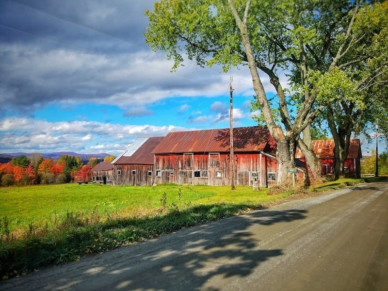 Barn-Burke-Vermont