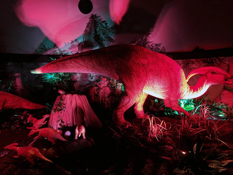 Jurassic Giants at Mystic Aquarium
