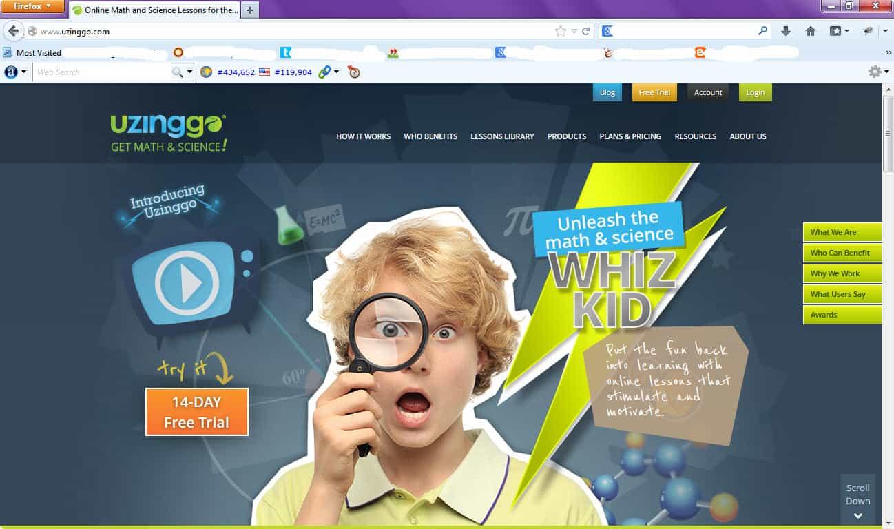 Math And Science With Uzinggo