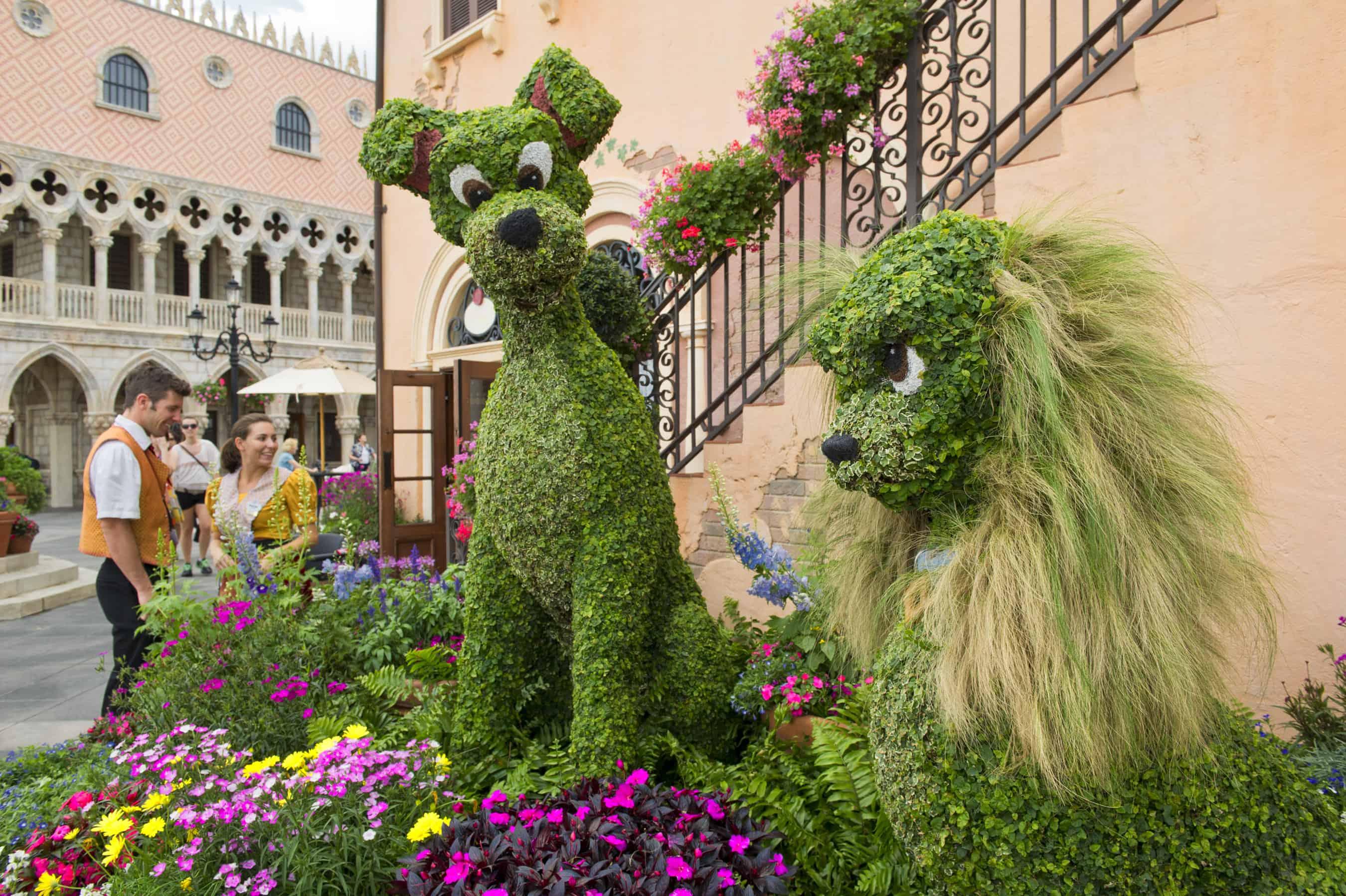 Epcot International Flower Amp Garden Festival