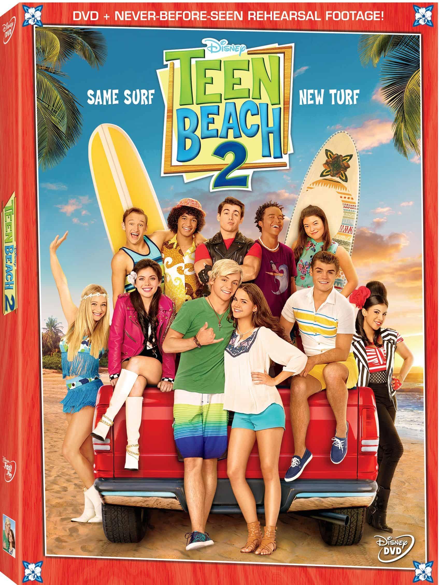 Teen Beach 2 Dvd Review