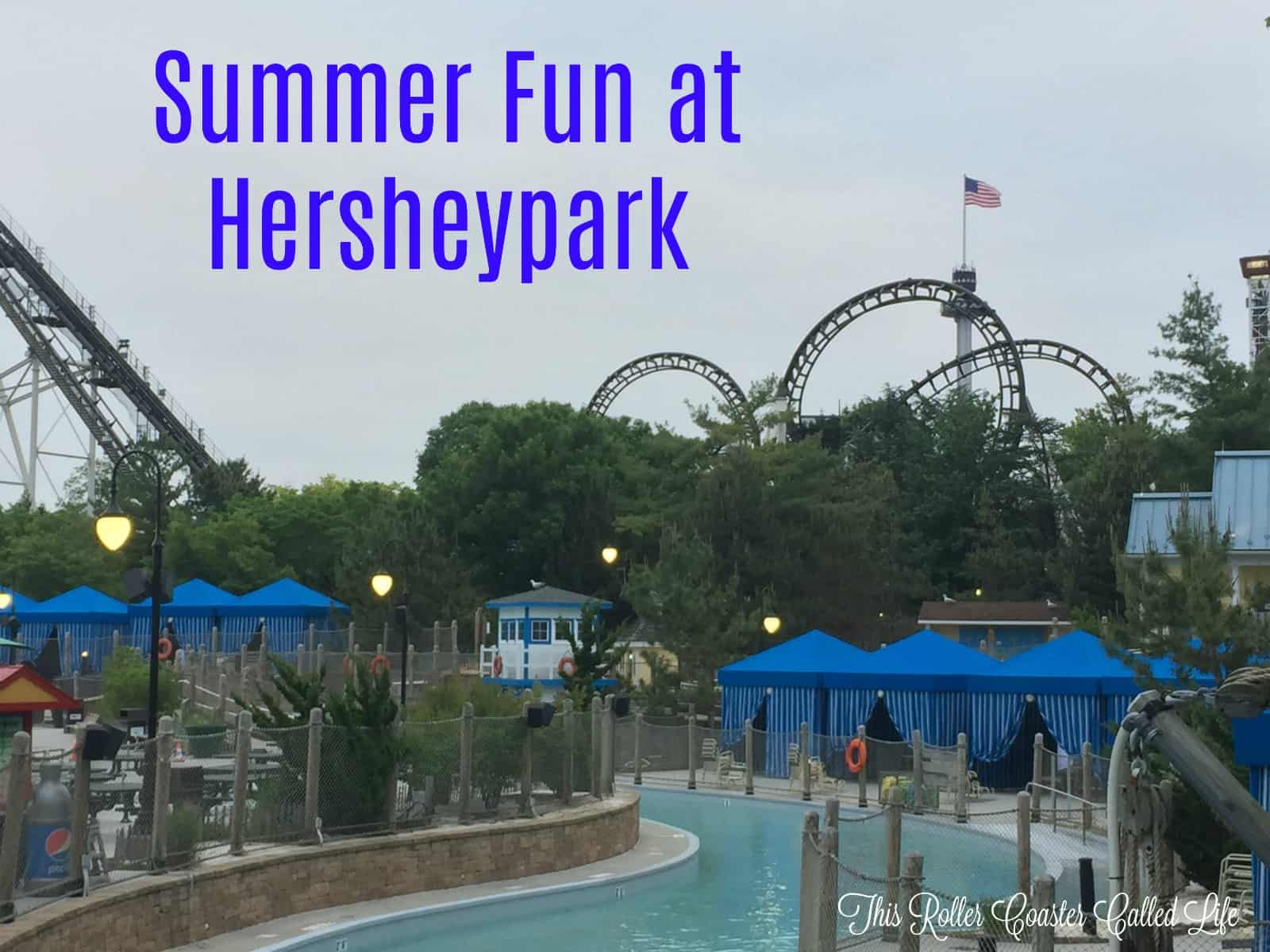 Summer Fun At Hersheypark