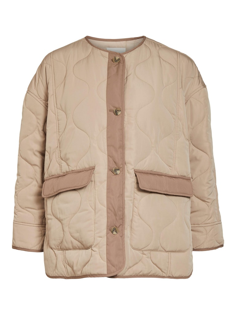 Object Alison Quilted jacket