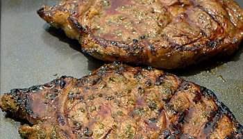 BEST Steak Marinade for Grilled Ribeye Steaks - Works On All Steaks
