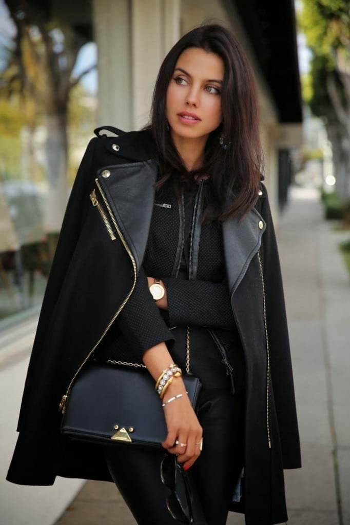 black-with-gold-and-silver-accents
