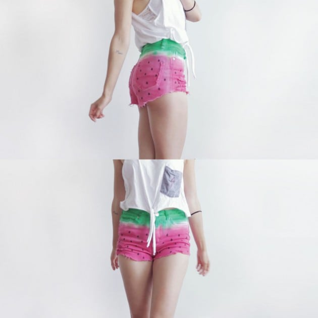 20 DIY Clothing and Accessories for Summer 2015, super fun and cute diys to make this summer! - ThisSillyGirlsLife.com