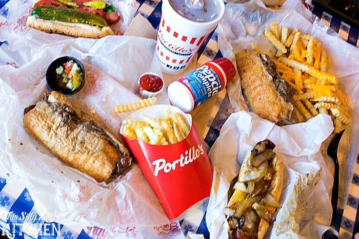 Portillos- Local Eats from This Silly Girls Kitchen-13