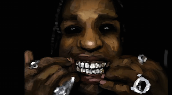 """A$AP Rocky Hints At Upcoming Mixtape & Releases New Music Video For """"JD"""""""