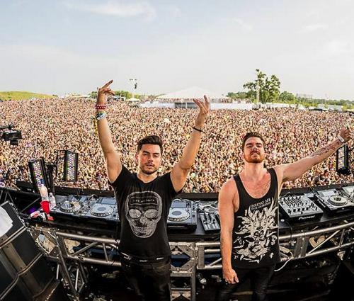 "Adventure Club Goes Back To Their Roots On New Single ""Fade"" (Ft. Zak Water)"