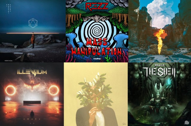 Best Electronic Albums 2017