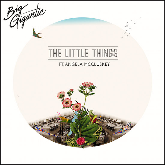 Big Gigantic - The Little Things (Ft. Angela McCluskey) : Must Hear Electro-Soul [Free Download]