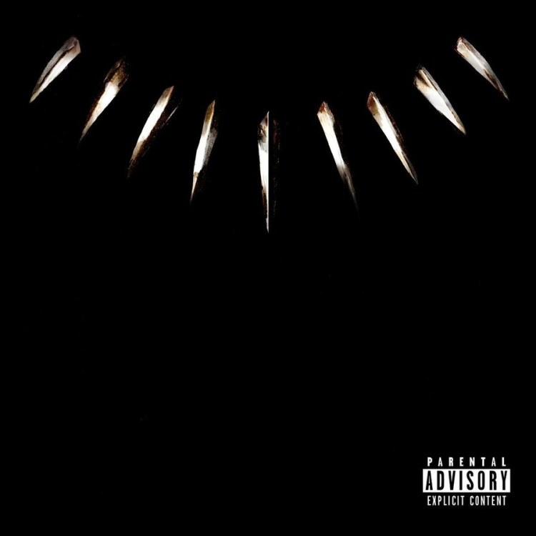 Black Panther Soundtrack Kendrick Lamar