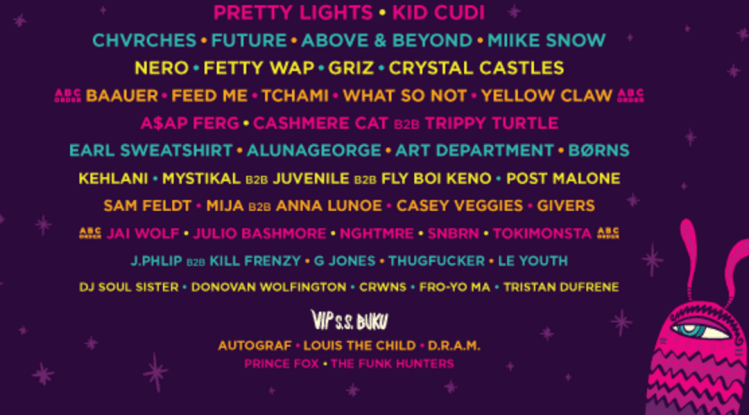 Buku Music & Art Project Announces Exciting 2016 Lineup Ft. Pretty Lights