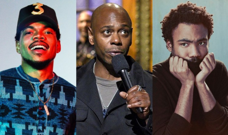 Chance The Rapper Dave Chappelle