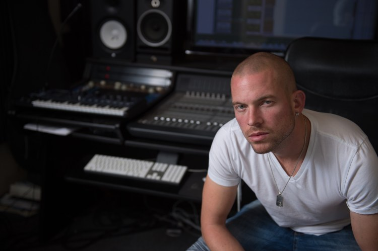 Collie Buddz Press Shot