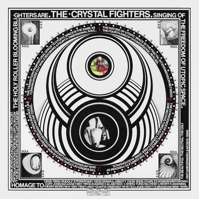 Crystal Fighters - Wave : Amazing Indie Electronic Single