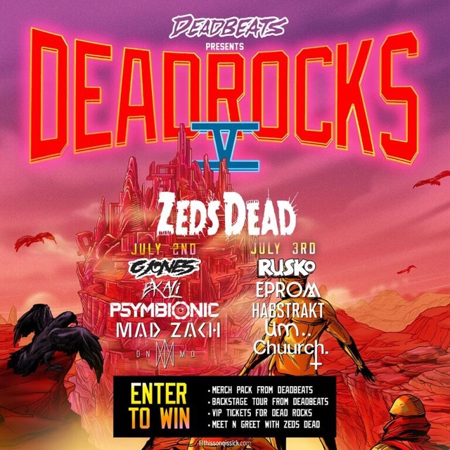 Deadrocks V Contest