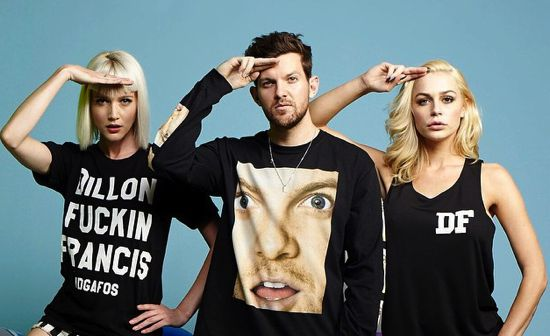 "Dillon Francis Releases The Most NSFW Music Video Possible for ""Not Butter"""
