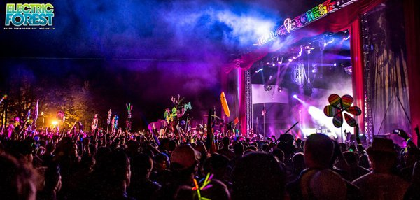 Electric Forest Announces 2014 Dates With Incredible Video : One Of The Best Camping Festivals In The United States